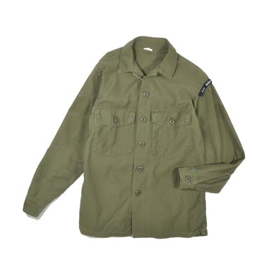 US Army UTILITY Shirt 美軍 公發 XS 襯衫 徽章 補丁 破壞 軍裝 Wtaps