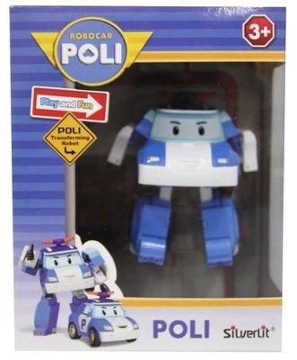 ROBOCAR POLI 救援英雄 波力小組 迷你 變形 波力