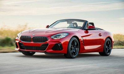 【樂駒】BMW G29 Z4 M Performance 黑鼻頭 原廠 高亮黑 水箱罩 改裝 套件 空力 外觀