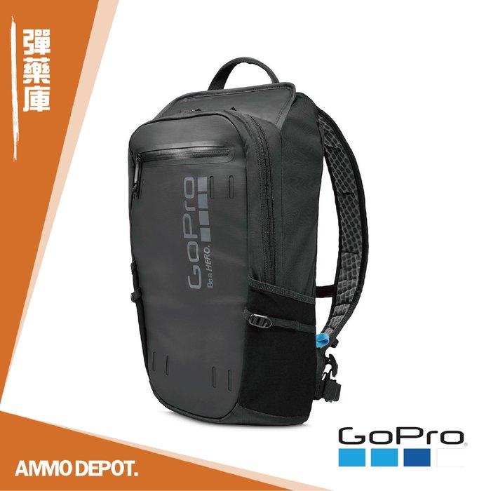 【AMMO DEPOT.】 GoPro 原廠 Seeker 運動 探索者 後背包 AWOPB-002