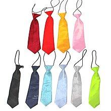 【媽媽倉庫】兒童造型彩色領帶 兒童領帶