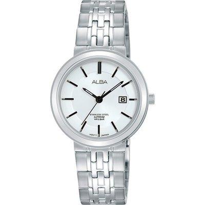 【emmas watch】ALBA 雅柏 簡約大三針時尚女用腕錶/29mm/VJ22-X254S