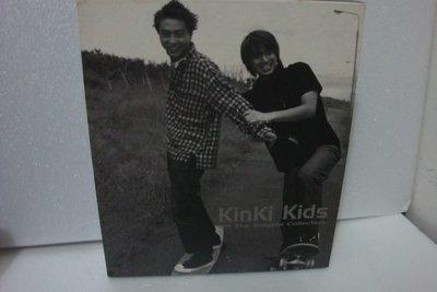 【銅板交易】二手原版CD ♥近畿小子 KinKi Kids -09 The Singles Collection