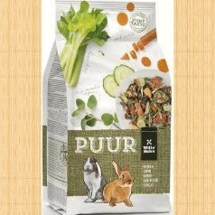 偉特 PUUR 純天然成兔飼料 2kg 三包內可超取