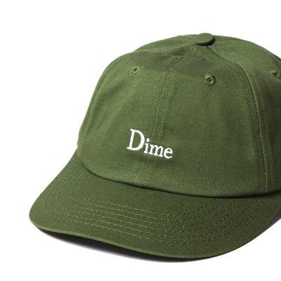 【限定商品】Dime cap 軍綠 滑板 老帽Supreme Carhartt Palace Thrasher vans