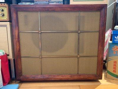 EV  Electro Voice Regency III 古董喇叭 原廠喇叭箱 Electro Voice ( Jensen Altec JBL 可參考)