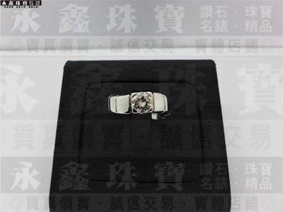 天然鑽石戒指 0.645ct G/VS1/車工完美 14K造型流線款 n0583-01