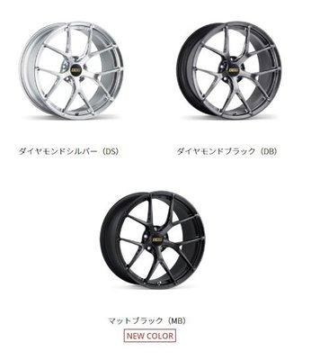 DJD19071825 日本BBS FI-R 19-21吋 1片式鍛造鋁圈 依當月報價為準