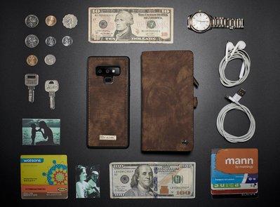 三星 S10 S10+ S10e S9 S8 Plus Note9 Note8 手機皮套 皮套 CM錢包相框皮套008