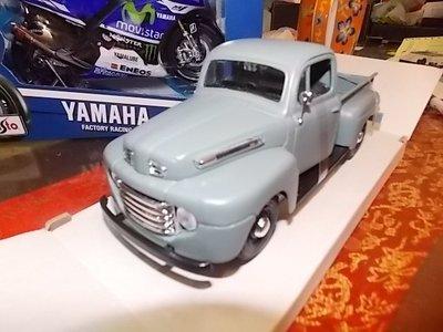 {車界模王}福特 1948 F1 PICK UP經典車款空運抵台有可選!!!!!!!!!!!