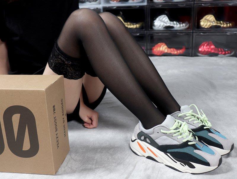 "Adidas Yeezy Boost 700""Wave Runner""3M反"