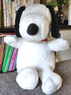 【卡漫迷】 Snoopy 絨毛 玩偶 32cm ㊣版 日版 站立 史奴比 史努比 絨毛 娃娃 擺飾 佈置 佈偶 收藏