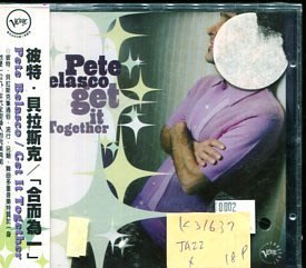 *真音樂* PETE BELASCO / GET IT TOGETHER 全新 K31637 (封面底破)
