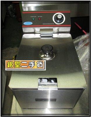 克林 二手貨 餐飲 設備    全新 油炸機 桌上型 迷你 油炸 早餐 點心 生財 器具 8公升 高雄市