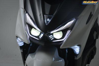 【龍昌機車材料精品】 FORCE155 燈匠 FORCE LED 魚眼 大燈組  變色 惡魔眼  導光條 七彩