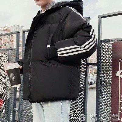 ins面包服男寬鬆帥氣學生冬季韓版潮流情侶短款棉衣嘻哈棉服bf風