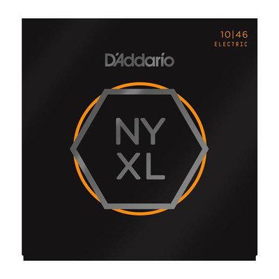〖好聲音樂器〗Daddario 電吉他弦 NYXL1046 (10-46) Nickel Wound 弦