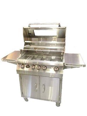 【威廉麗莎 精品烤爐】原廠銷售~WL75000(含車架)台灣製 不鏽鋼   瓦斯 烤肉爐(下標前請先至台中旗艦店了解產品