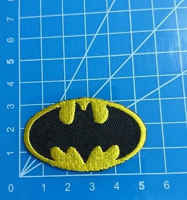 刺繡臂章-蝙蝠俠 Batman