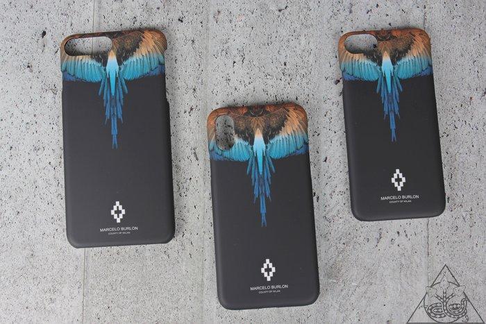【HYDRA】Marcelo Burlon Wings iPhone Case 天使之翼 翅膀 羽毛【MB22】