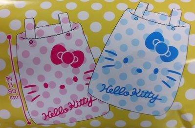 GIFT41 土城店 市伊瓏屋 景品 Hello Kitty 凱蒂貓 藍/粉 點點浴裙 (全2種) 7706080001