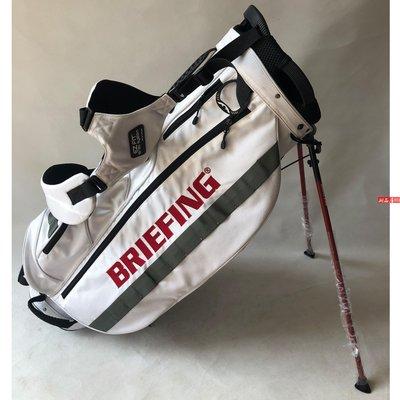 直購~正品SUNMOUNTAIN款防水輕量高爾夫支架包BRIEFING系列球包藍
