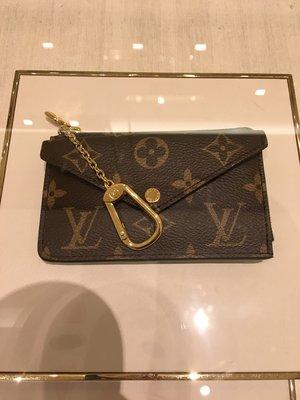 超難買 LV Recto Verso 三合一 拉鏈 零錢包 卡片套 鑰匙包 M69431