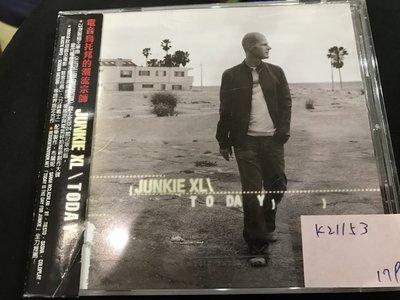 *真音樂* JUNKIE XL / TODAY 二手 K21153