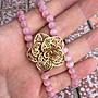 珍奇翡翠珠寶首飾- 超高品質的粉紅貓眼石,直...