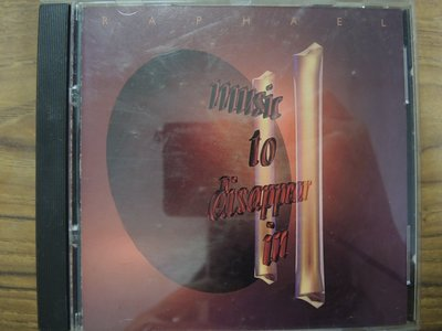 MWM◎【二手CD】Music to Disappear in II