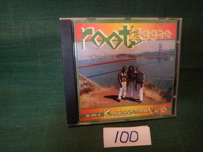 【愛悅二手書坊 CD-23】roots reggae