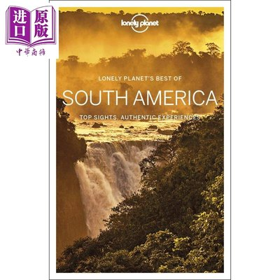 Lonely Planet Best of South America 英文原版 經典必游:南美洲1 Lonely Pl