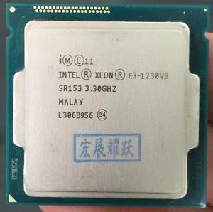 售 Intel(四代) E3-1230 V3 1150 套件組 @E3-1230 + 技嘉主機板@