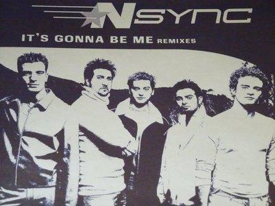 nsync It's Gonna Be Me Remixes_躍動_超級男孩這就是我歐版混音單曲絕版賈斯汀Justin小