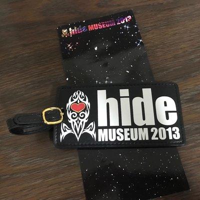 hide卡套/悠遊卡套/2013年日本帶回/全新/保存良好/XJAPAN/YOSHIKI
