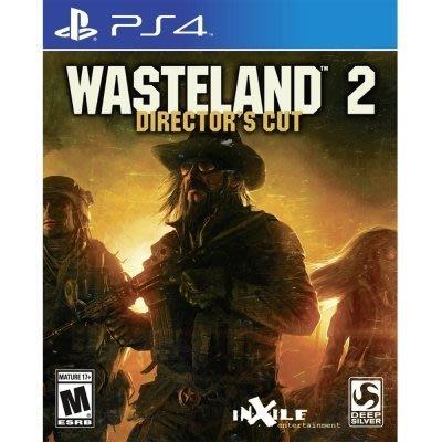 PS4 全新 荒野遊俠 2 Wasteland 2 導演版 英文版 只出英文 異塵餘生前作