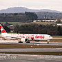Herowings小宏模型1:200 瑞士航空 波音BOEING 777-300ER HB-JNA 彩绘飛機客機模型