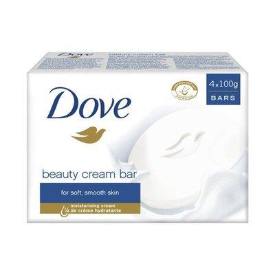 【Dove 多芬】乳霜滋潤香皂-原始香味(100g*4塊入)【1274】