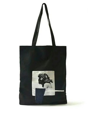 Rick  RO DS DRKSHDW 瑞克·歐文斯18ss環保袋手提袋