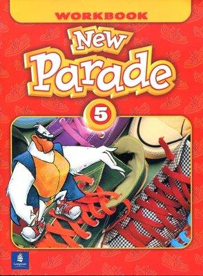 兒童美語系列 New Parade 《5》Work Book  240頁