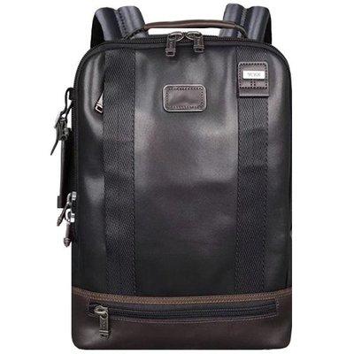 皮藏客 TUMI/途米 JK113 男女款 商務電腦包後背包 時尚休閒雙肩包 大容量旅行運動背包 牛皮真皮