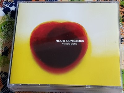 R古典(二手CD)HEART CONSCIOUS~3CD~(古)
