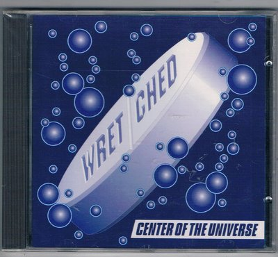 [鑫隆音樂]西洋CD-Wretched :Center Of The Universe (N00412) 全新/免競標