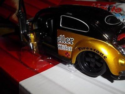 {絕版倉庫}  VIP  嘻哈 超級金龜車 福斯 VW BETTLE 重度改裝比賽彩繪版 空運到 僅此一台!!!