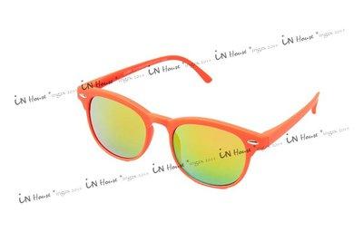 IN House* ZARA 兒童 橘色 太陽眼鏡 防紫外線 遮陽鏡 男女 寶寶 太陽鏡 眼鏡 墨鏡 (特價)