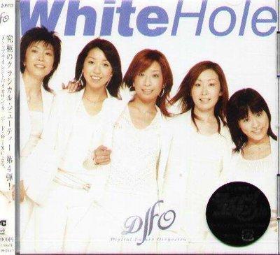 K - D.F.O. - White Hole - 日版 - NEW