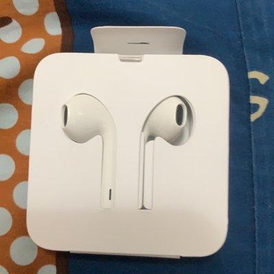 ☆╮小白ㄉ私房貨╭☆全新APPLE 原廠用不到 iphone耳機 lighten款耳機+2手原廠盒裝(高雄市可面交)