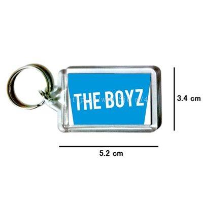 〈可來圖訂做-鑰匙圈〉THE BOYZ  雙面吊飾 鑰匙圈