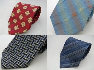 高級印花領帶 針織領帶 寬版領帶 手打領帶