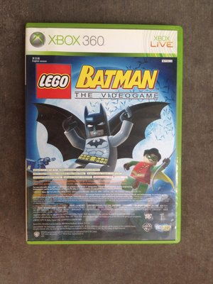 Lego Batman The Videogame + Pure xbox 360 xbox360/ONE game